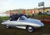 1957 Fiat 1200 Stanguellini Bertone image.