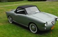 1958 Abarth Allemano Spyder image.