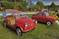 1958 Fiat Jolly 500 image.