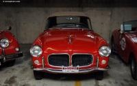 1958 Fiat 1100 TV image.