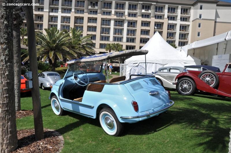 1958 Fiat 500