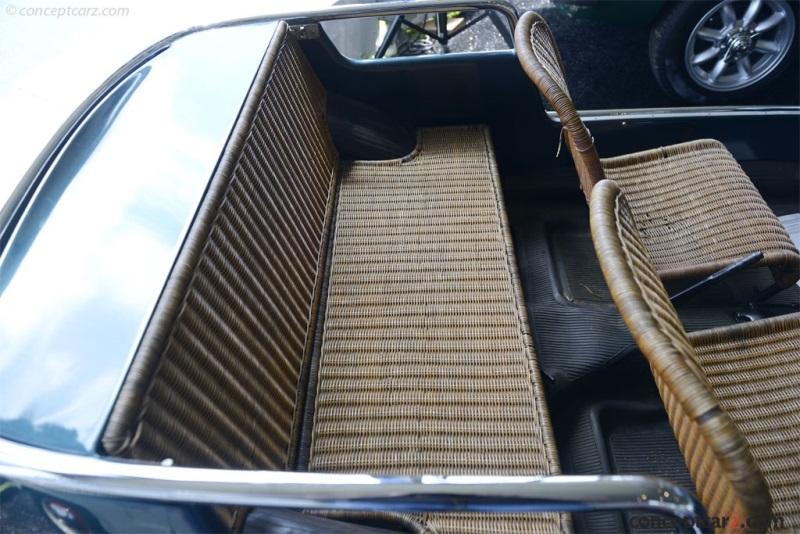 1958 Fiat Jolly 500