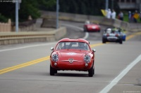 1959 Fiat Abarth 750 GT Zagato.  Chassis number 563254