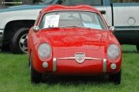 1959 Abarth 750 GT Zagato