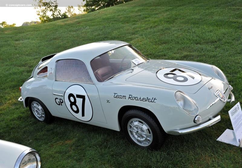 1959 Abarth 750 Gt Zagato Image