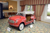 1959 Fiat Jolly 600.  Chassis number 100.574826