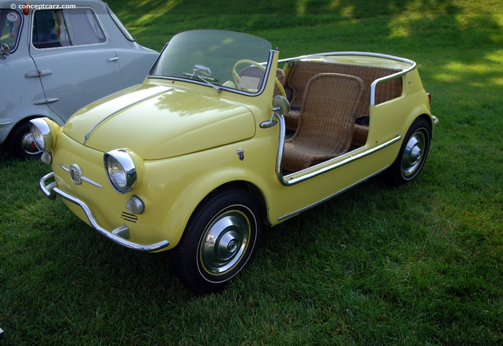 Auction Results and Sales Data for 1959 Fiat 500