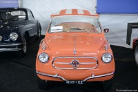 1959 Fiat Jolly 600.  Chassis number 629048