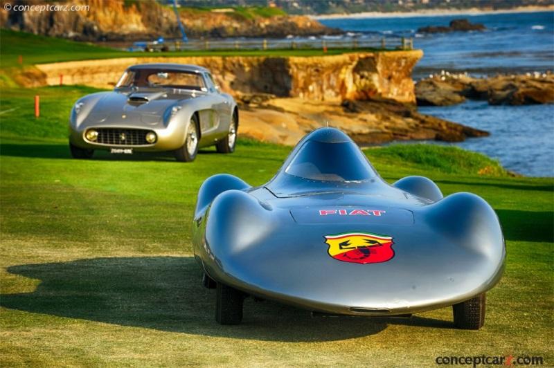 1960 Abarth 1000 Monoposto Da Record