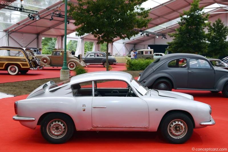 1960 Abarth 750 GT Zagato
