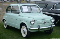 1960 Fiat 600 image.