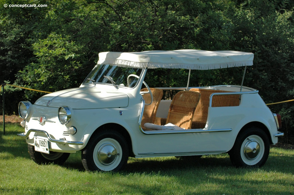 1961 Fiat Jolly 500 Image