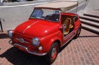 1961 Fiat Jolly 500 image.
