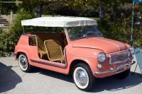 1962 Fiat Jolly 500 image.