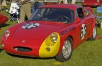 1961 Abarth 1000 GT Bialbero image.