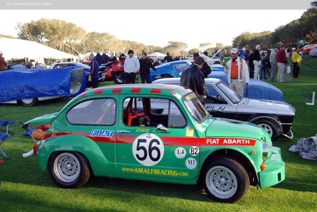 1963 Abarth 850 TC