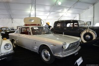 1964 Fiat 2300.  Chassis number 114BS*129460
