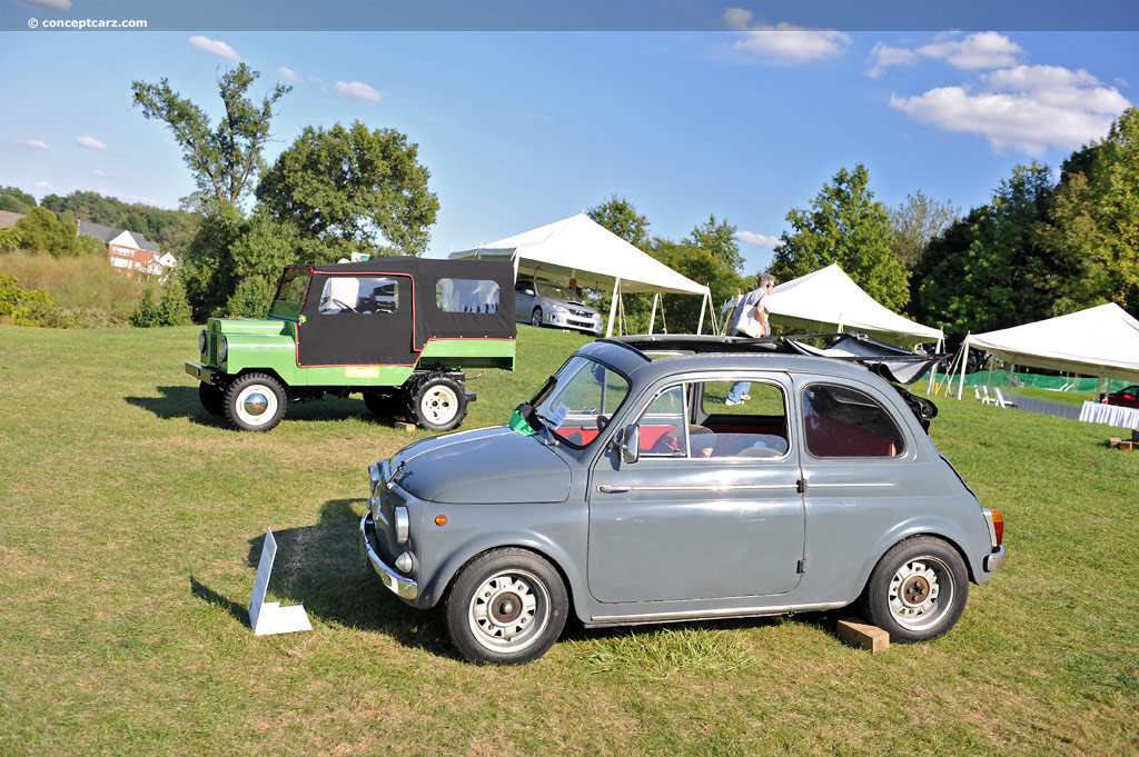 1964 fiat 500 pictures history value research news. Black Bedroom Furniture Sets. Home Design Ideas