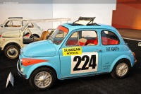 1965 Fiat Abarth 595.  Chassis number 110F 0862866/1624