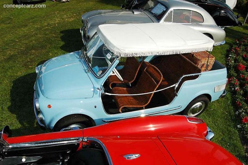 1965 Fiat Jolly 500