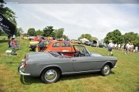 1966 Fiat 1500.  Chassis number 118K * 045801