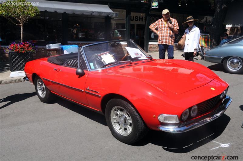 1966 Fiat Dino