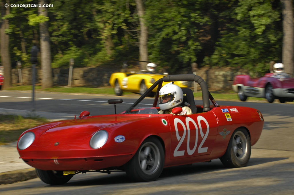 Fiat Spider Dv Pvgp on 1962 Alfa Romeo Spider
