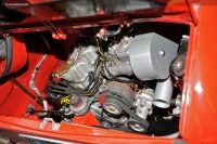 1966 Fiat Abarth OTR 1000.  Chassis number 100GC 117626
