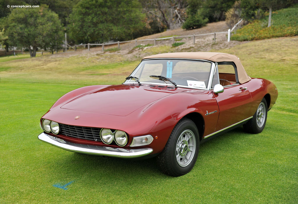 Fiat Spider For Sale >> Auction results and data for 1967 Fiat Dino - conceptcarz.com