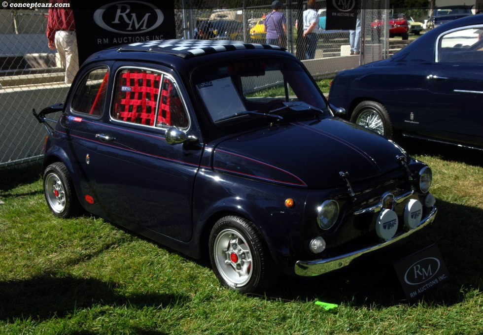 1968 abarth 695 ss history pictures sales value research and news. Black Bedroom Furniture Sets. Home Design Ideas
