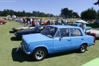 1968 Fiat 124