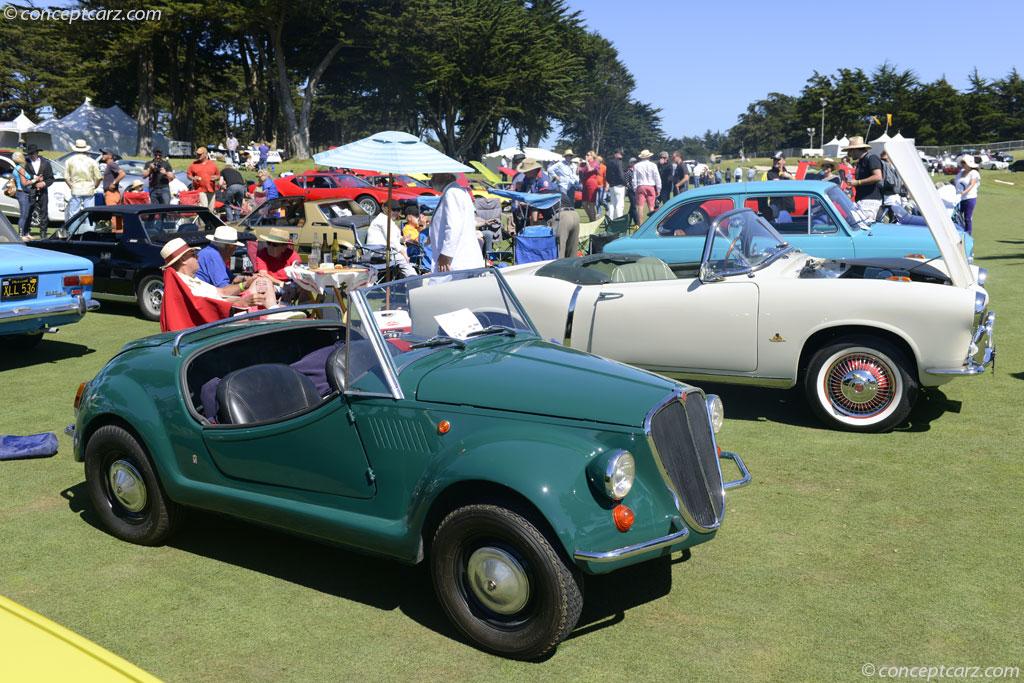 1968 Fiat Vignale Gamine