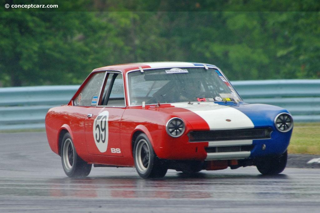 1968 Fiat 124 Conceptcarz Com