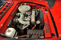 1969 Fiat 124.  Chassis number 124AS0019657