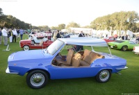 1969 Fiat Shellette.  Chassis number 100GB1231722