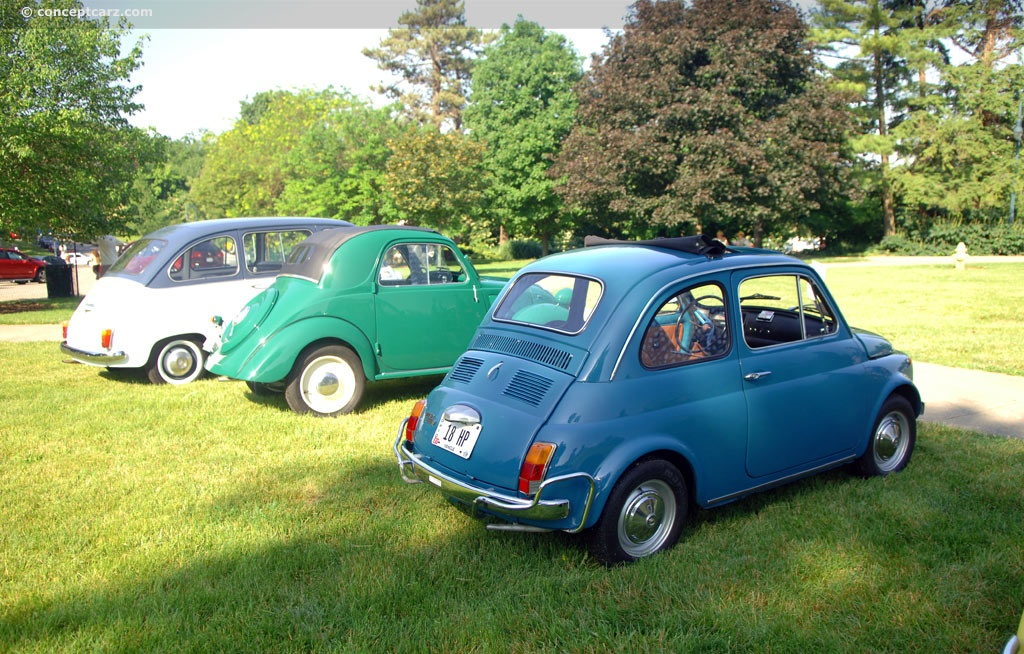 Auction Results and Sales Data for 1969 Fiat 500