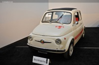 1970 Fiat Abarth 595.  Chassis number 110F 2467823/2512