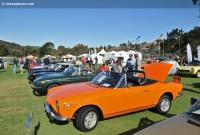 1971 Fiat 124 image.