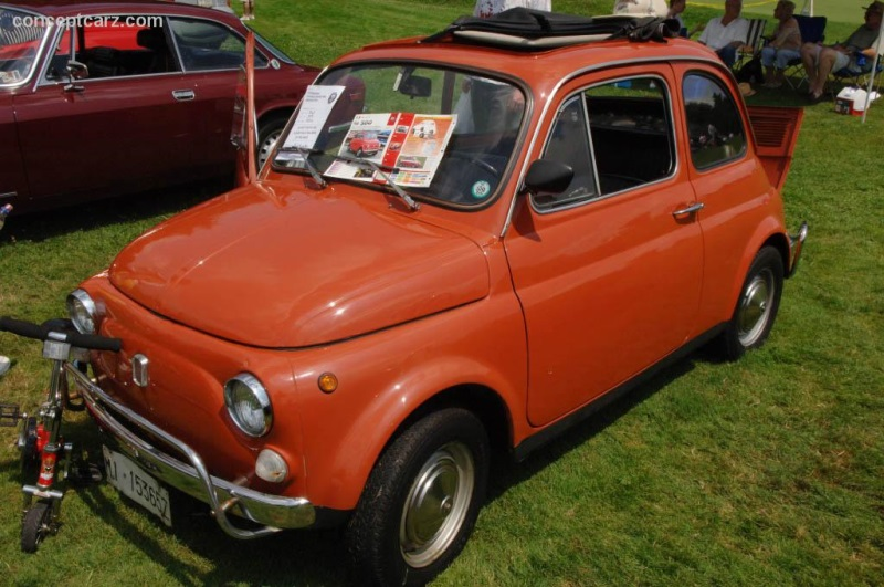 1971 Fiat 500L