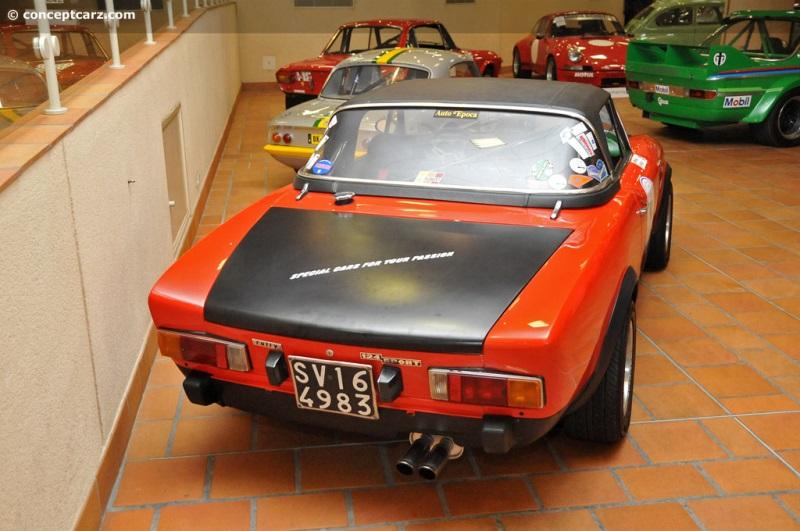 1974 Fiat 124 | conceptcarz.com