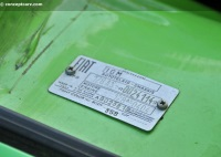 1974 Fiat X1/9.  Chassis number 128AS*0024114
