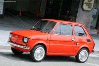 1976 Fiat 126 image.
