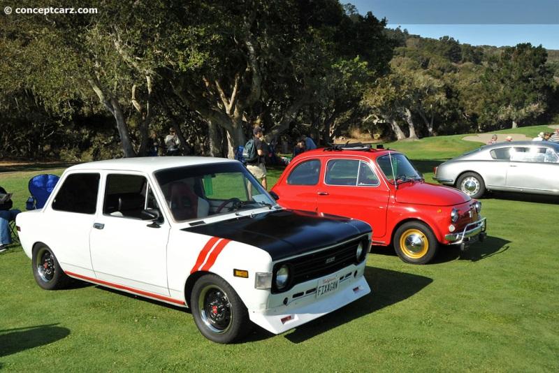 1976 Fiat 128 Image. Photo 3 of 3