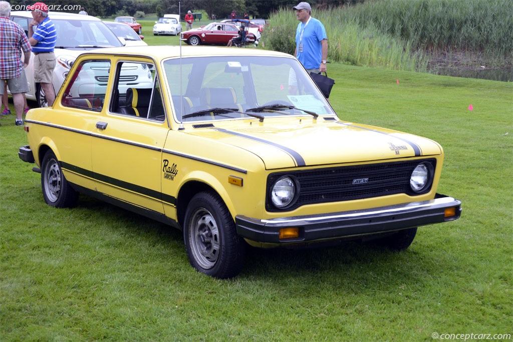 1978 Fiat 128 Image