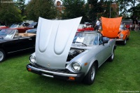 Image of the 124 Spider 2000
