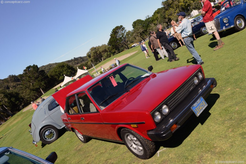 1981 Fiat Brava