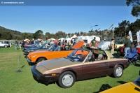 1985 Bertone X1/9 image.