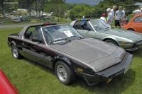 1987 Fiat X1/9 image.