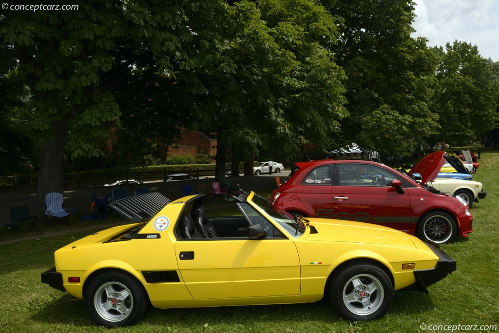 Auction Results and Sales Data for 1987 Fiat X1/9