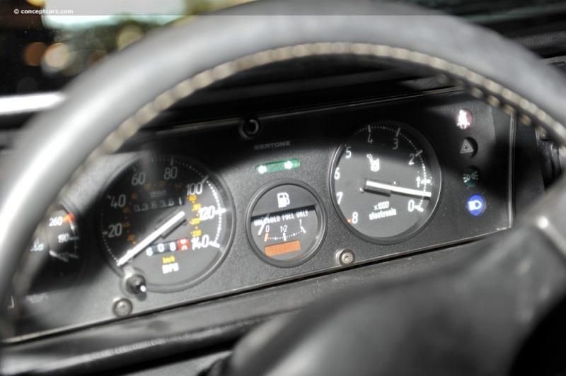 1987 Fiat X1/9